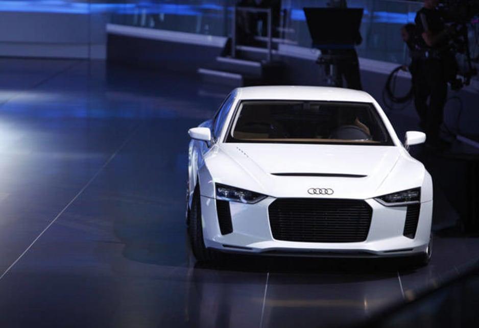 Audi Axes Quattro Concept Plan Car News Carsguide