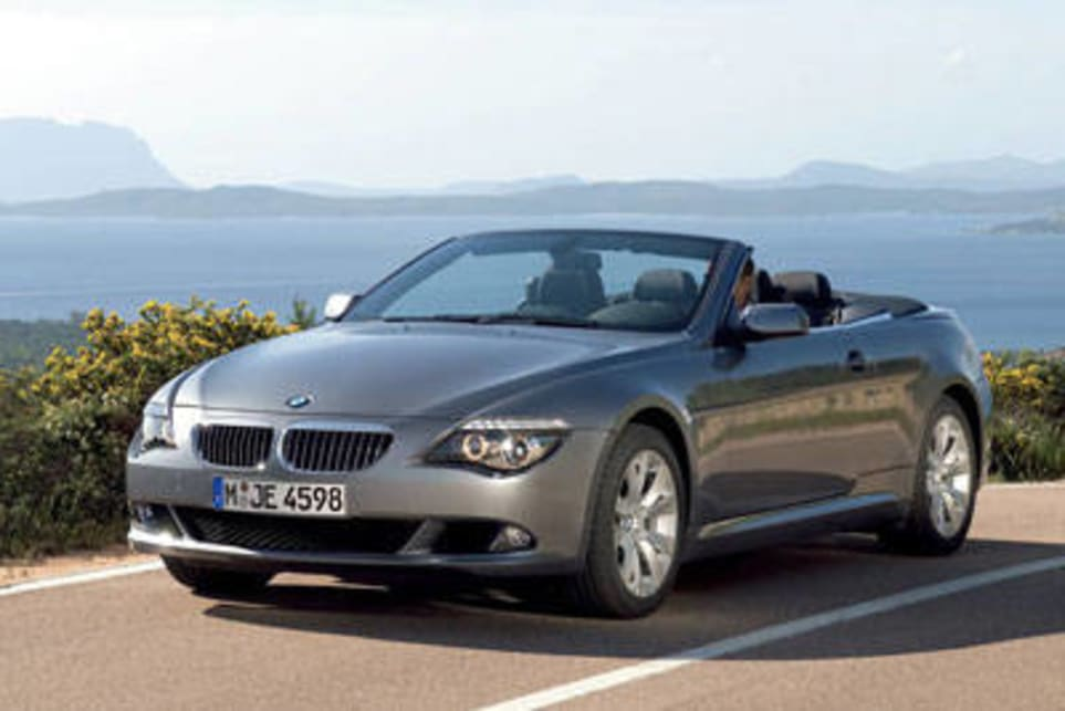 2008 bmw 650i convertible review car and driver