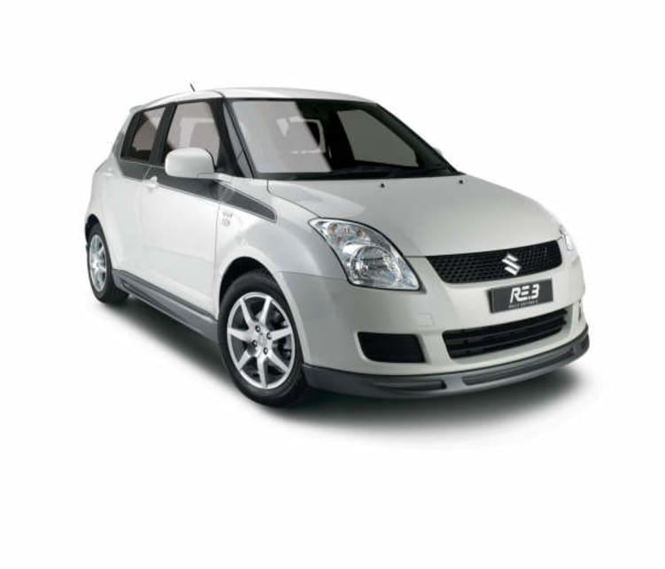 Suzuki Swift RE3 front