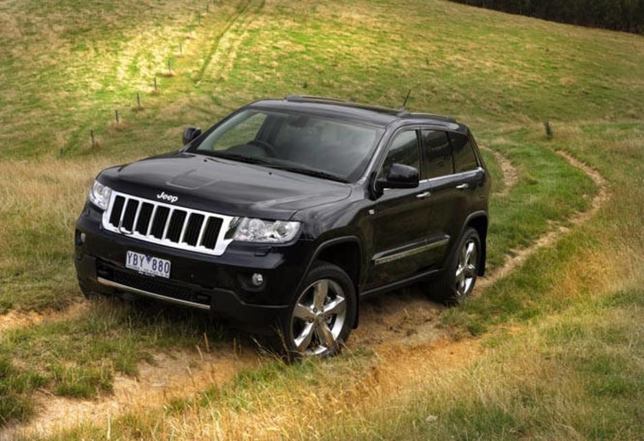 jeep grand cherokee 2011 review snapshot carsguide. Black Bedroom Furniture Sets. Home Design Ideas
