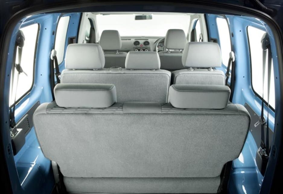 volkswagen caddy maxi life 7 seater test auto cars. Black Bedroom Furniture Sets. Home Design Ideas