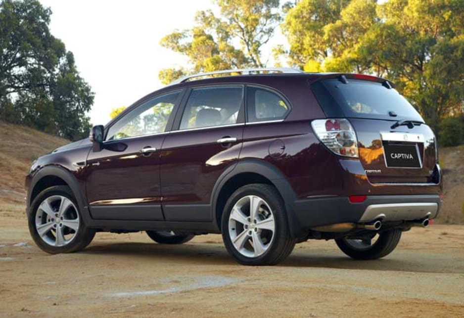 Holden captiva 7 2011 review carsguide asfbconference2016 Gallery