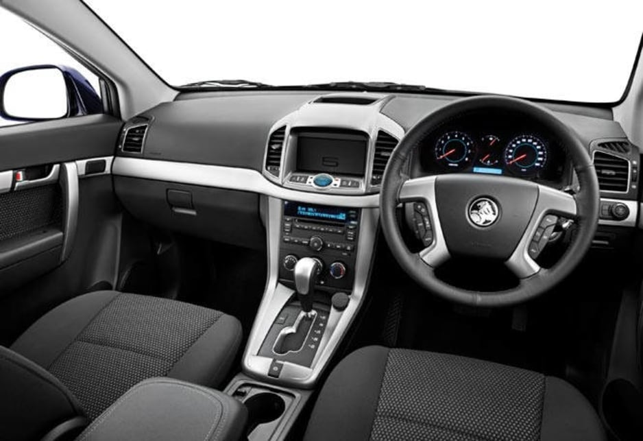 Holden Captiva 7 2011 Review Carsguide