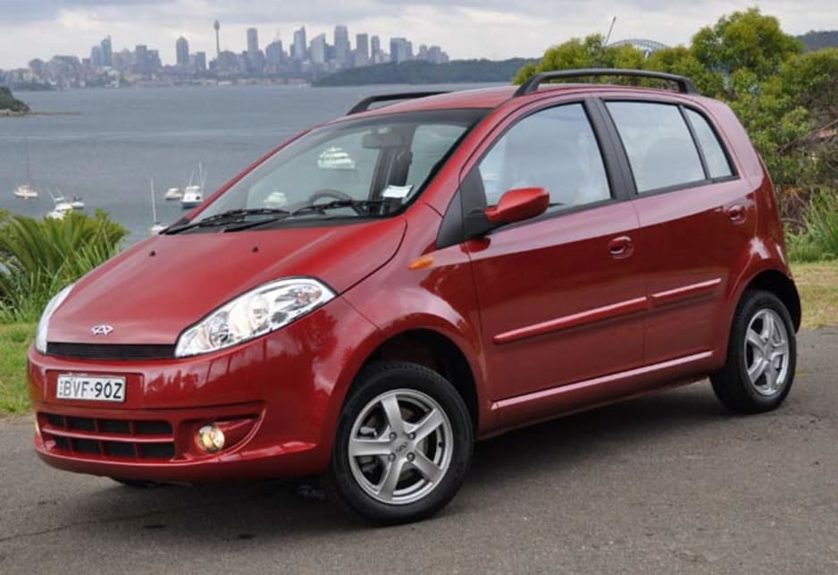Chery J1 2011 Review Carsguide