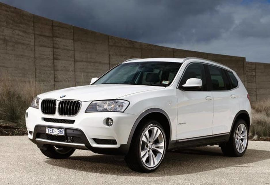 bmw x3 2011 review first drive carsguide. Black Bedroom Furniture Sets. Home Design Ideas