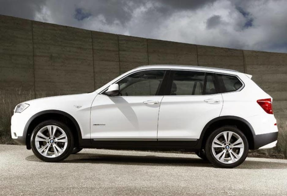 Bmw X3 Xdrive 20d 2011 Review Carsguide