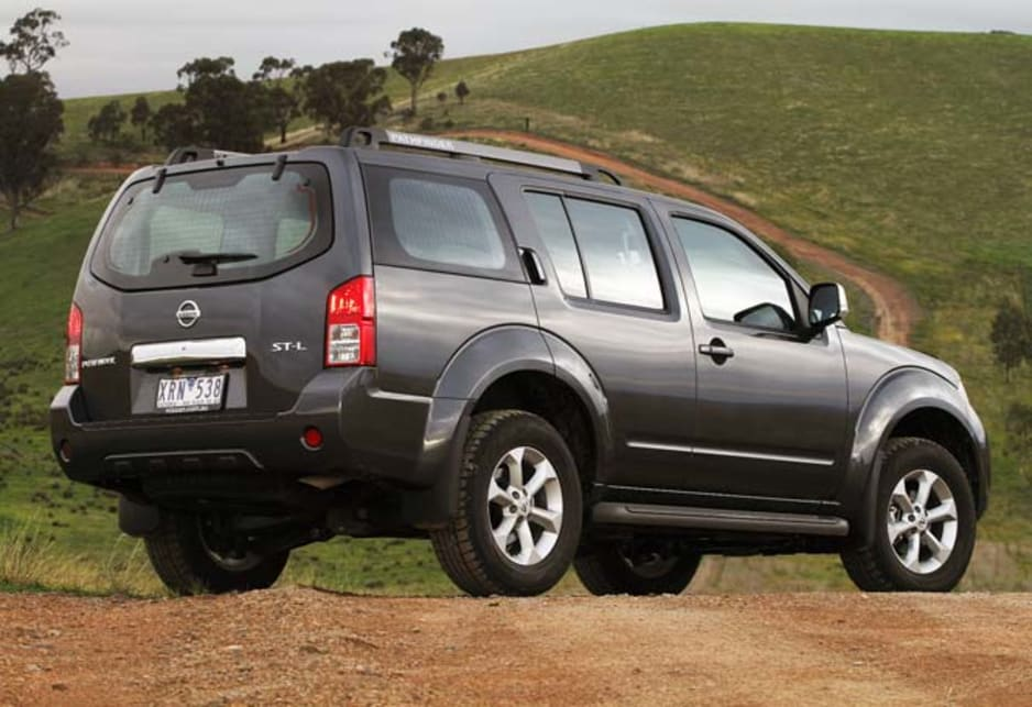 Design Wise, The Pathfinder Was Last Year Updated But The Make Up Artist