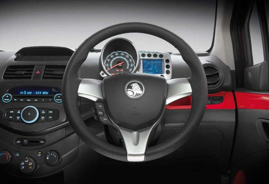 Holden Barina Spark 2010 Review Carsguide