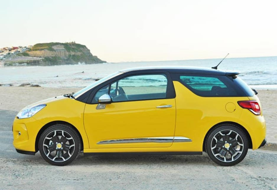 citroen ds3 sport review carsguide. Black Bedroom Furniture Sets. Home Design Ideas