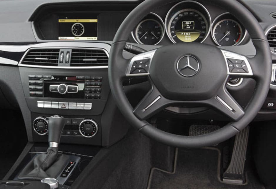 Mercedes Benz C Class C200 2011 Review CarsGuide