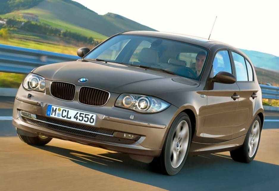 Used Bmw 1 Series Review 2004 2007 Carsguide