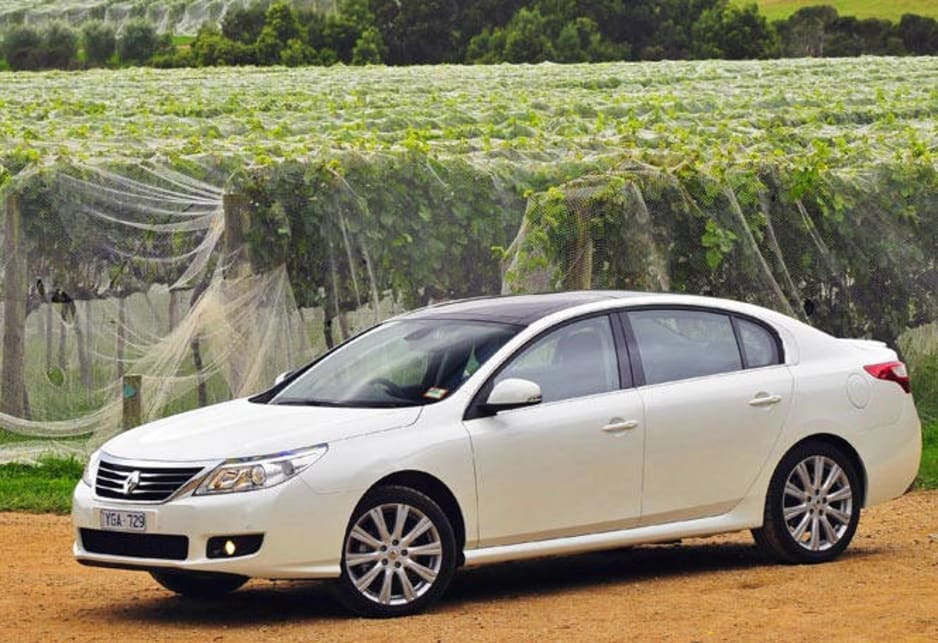 renault latitude 2012 review carsguide. Black Bedroom Furniture Sets. Home Design Ideas