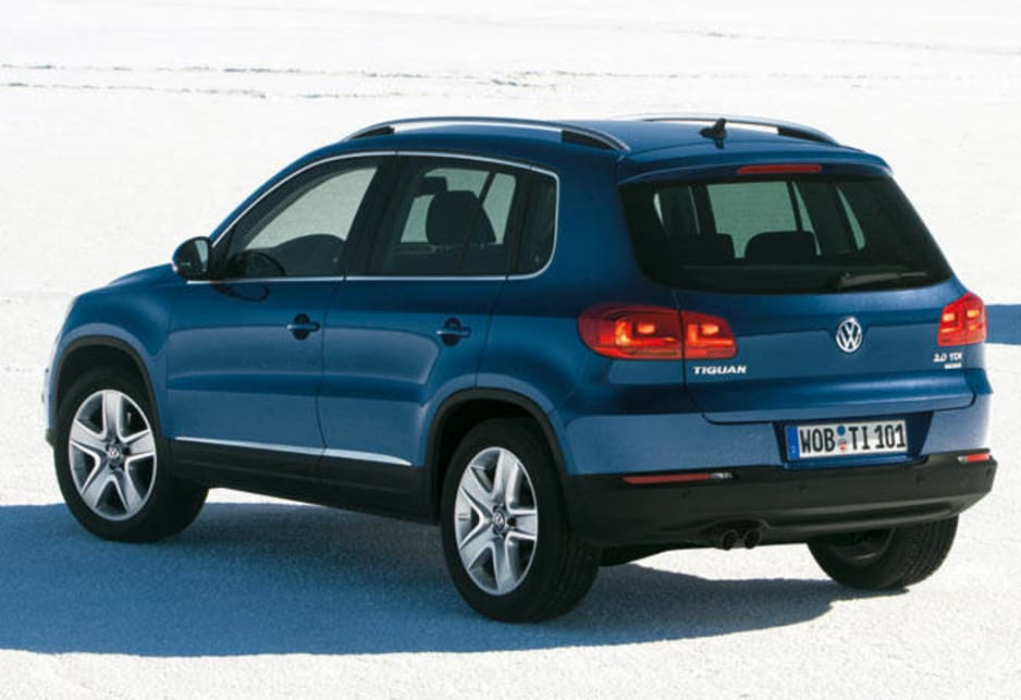Used Volkswagen Tiguan Review 2011 2012 Carsguide