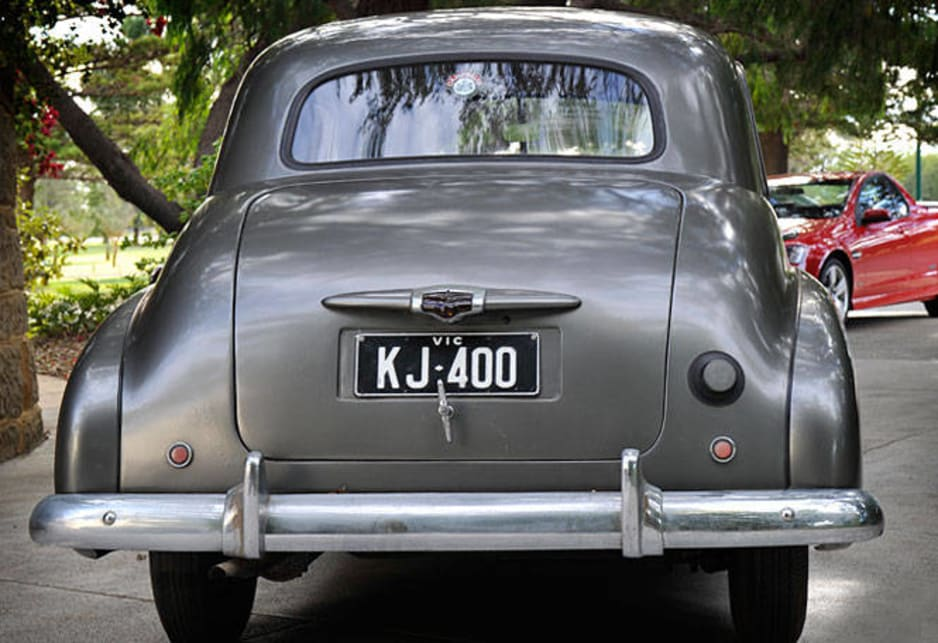 Oldest Holden prototype for sale - Car News | CarsGuide