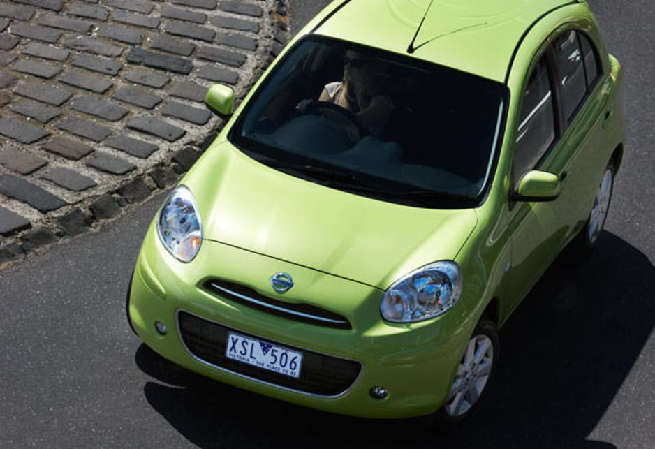 Nissan Micra 2011 Review Carsguide