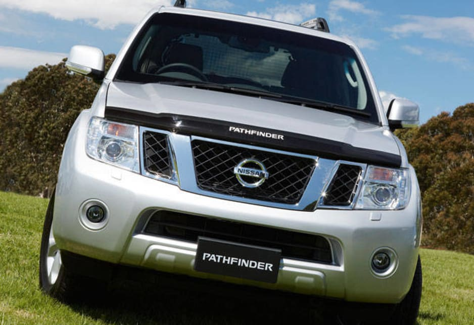 Nissan Pathfinder Ti 550 2011 review | CarsGuide