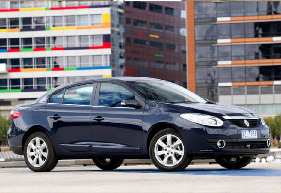 Renault Fluence Privilege 2011 Review Carsguide