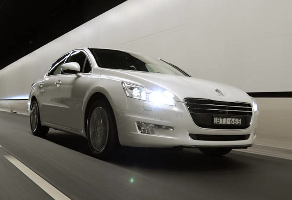 Peugeot 508 Gt 2012 Review Carsguide
