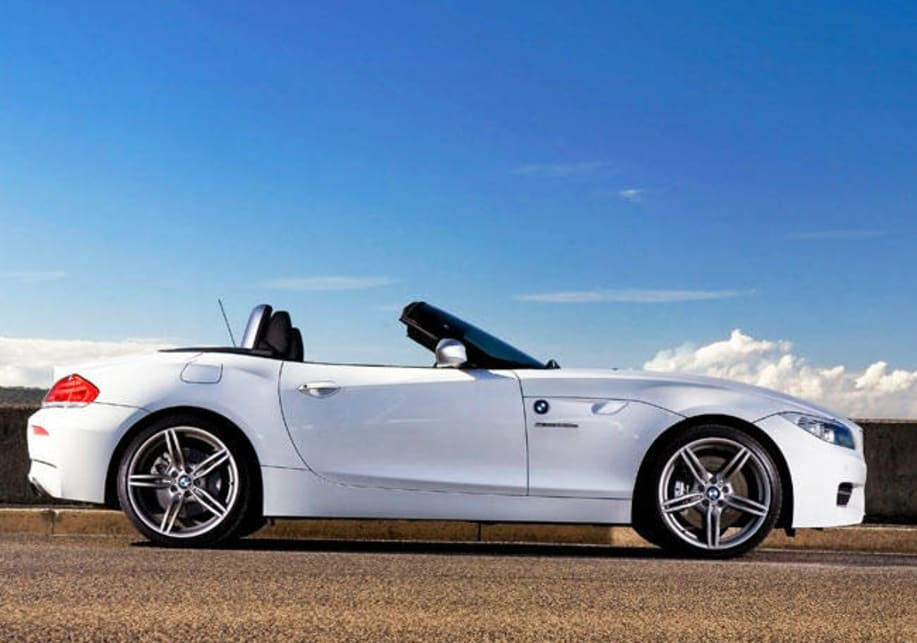 Bmw Z4 Sdrive35is Used 2011 Bmw Z4 Pricing For Sale