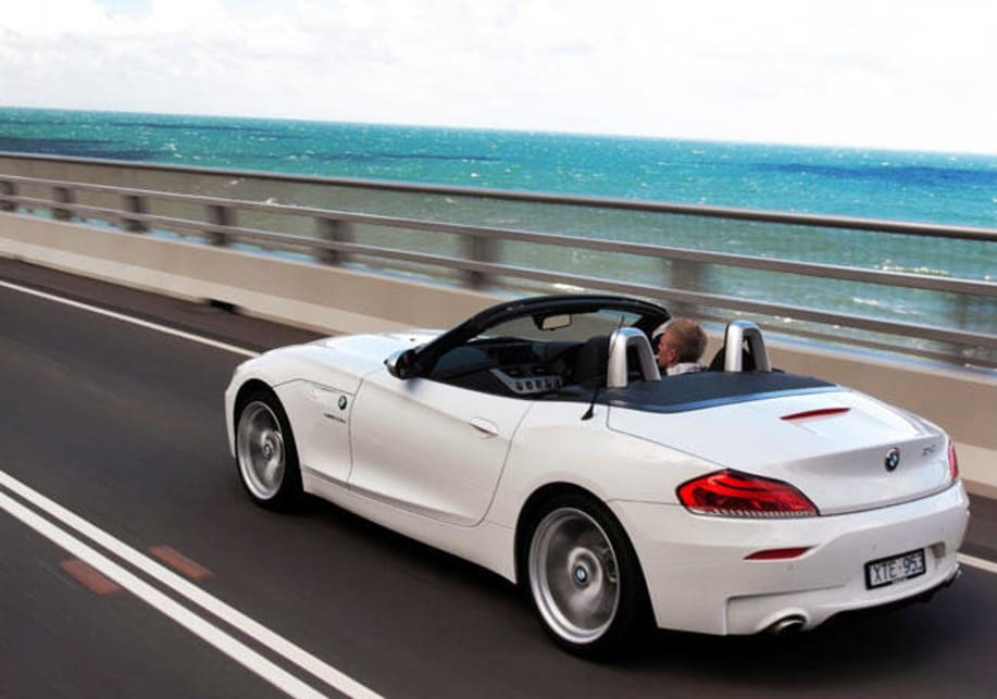Bmw Z4 2011 Review Carsguide
