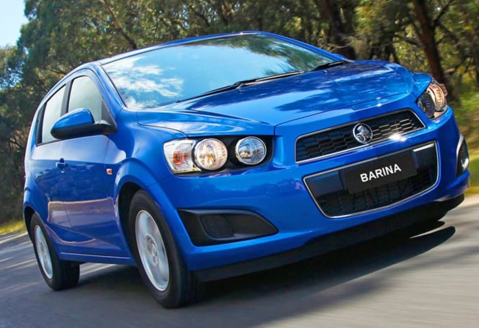 Holden Barina 2011 Review  CarsGuide