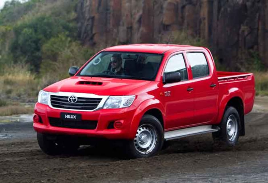 toyota hilux sr5 turbodiesel 2012 review