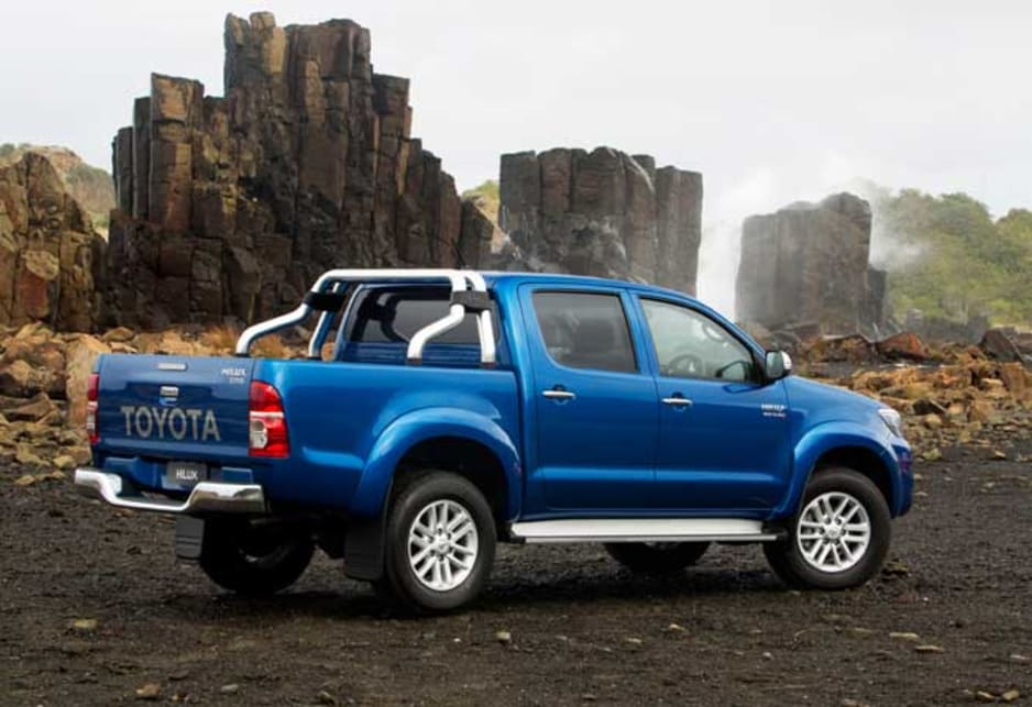 Toyota Hilux 2011 Review Carsguide
