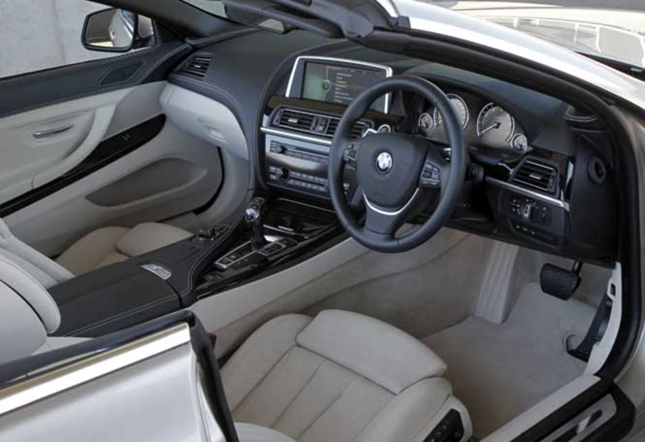 BMW 6 Series convertible 2011 review  CarsGuide