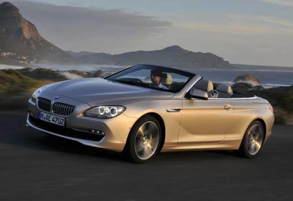 BMW Series Convertible Review CarsGuide - Bmw 6 series 2011