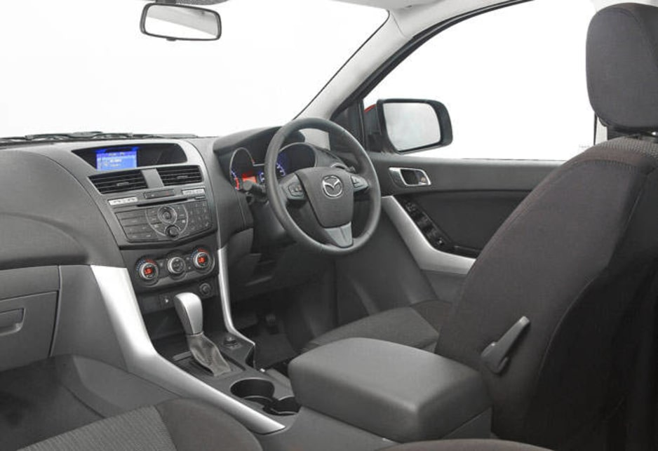 Mazda Bt 50 Dual Cab 2012 Review Carsguide