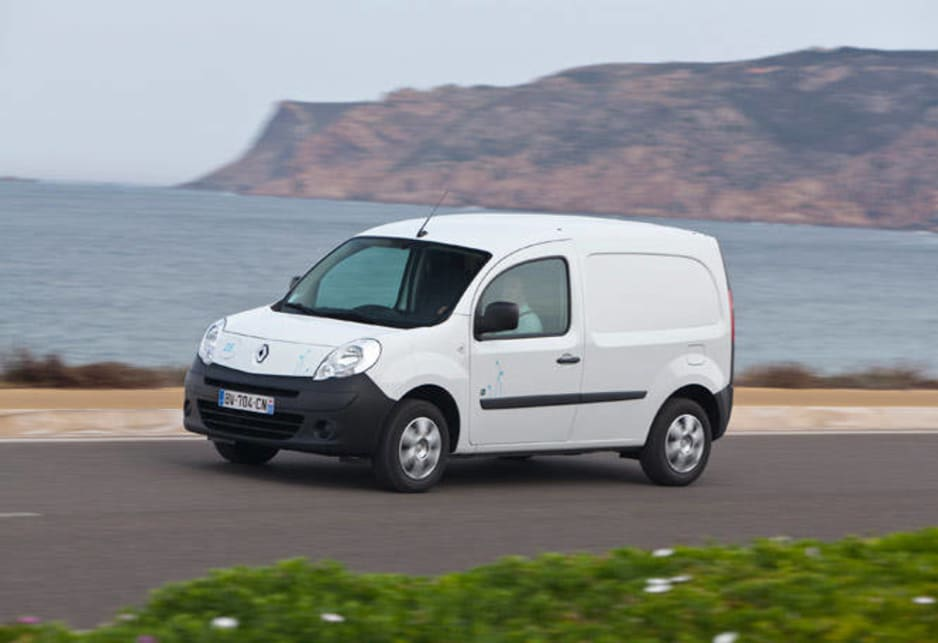 18d79e75a7 There s no indication yet of what the plug-in van s price point will be in