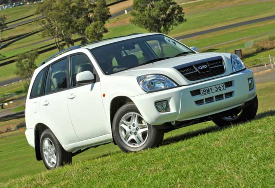 Chery J11 2011 Review | CarsGuide