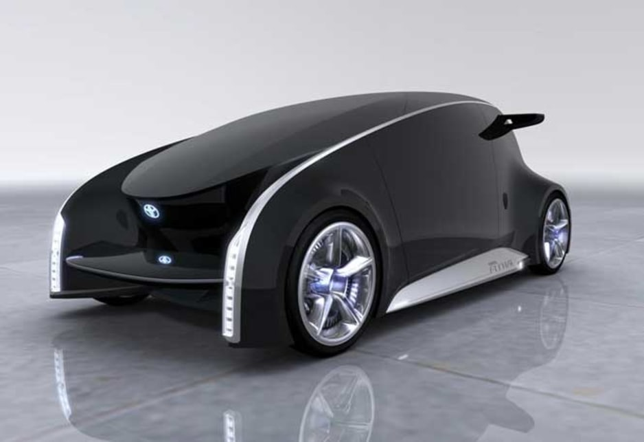 Nissan Pivo 3 On The Line Car News Carsguide
