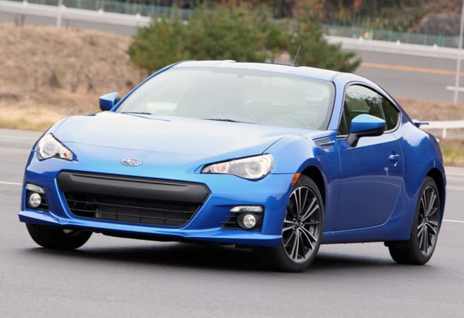 subaru brz 2012 track review carsguide. Black Bedroom Furniture Sets. Home Design Ideas