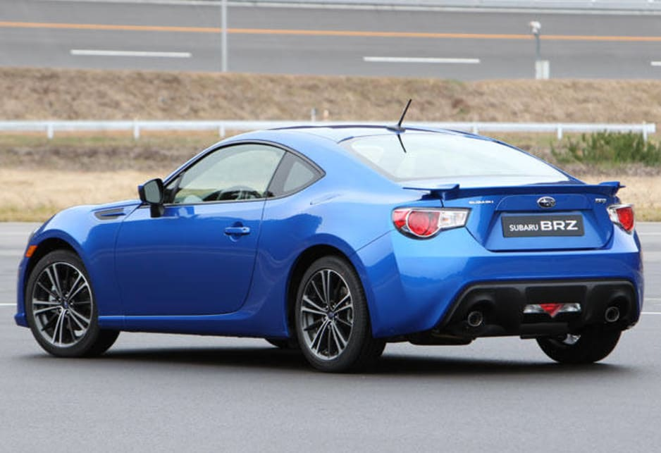 subaru brz 2012 review carsguide. Black Bedroom Furniture Sets. Home Design Ideas