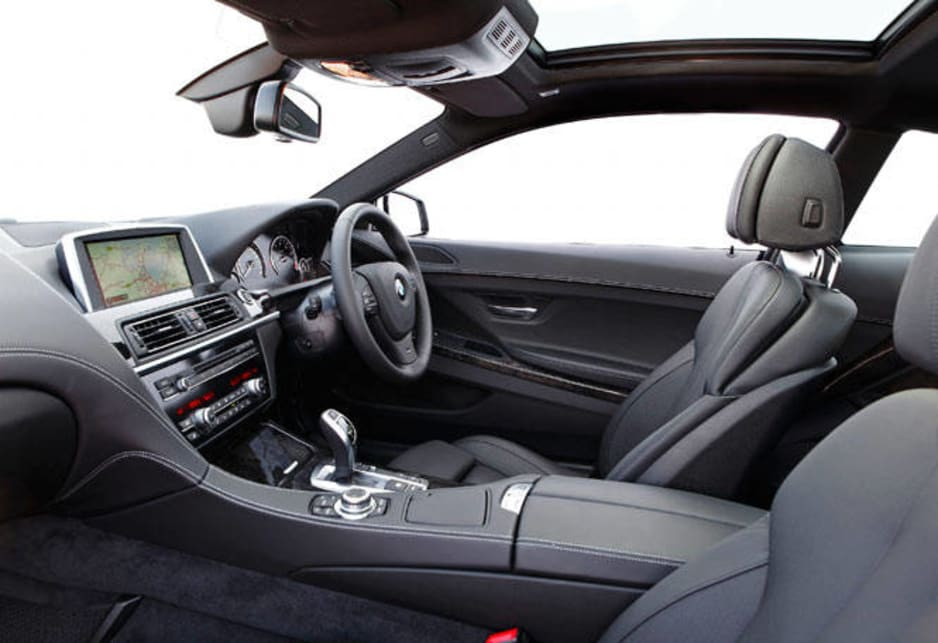 BMW Series Review CarsGuide - 2011 bmw 6 series