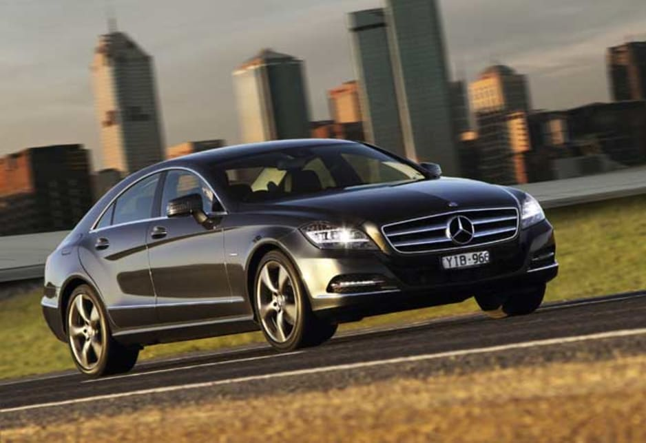 Mercedes benz cls 250 2014 review carsguide for Mercedes benz cl 250