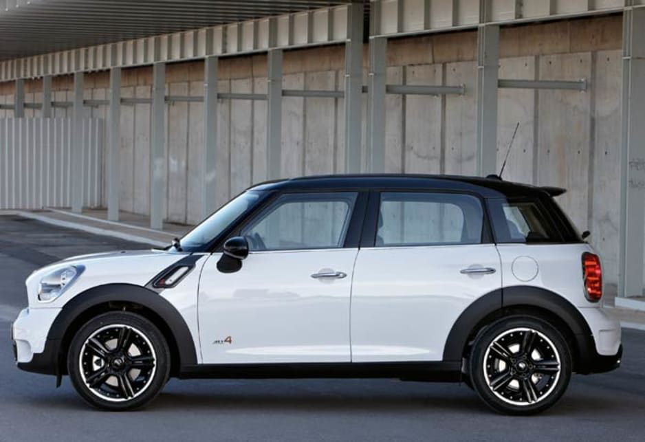 Mini Countryman Cooper S All4 2011 Review Carsguide