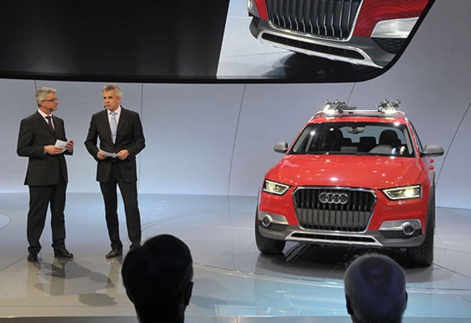 Audi Q3 Vail Car News Carsguide