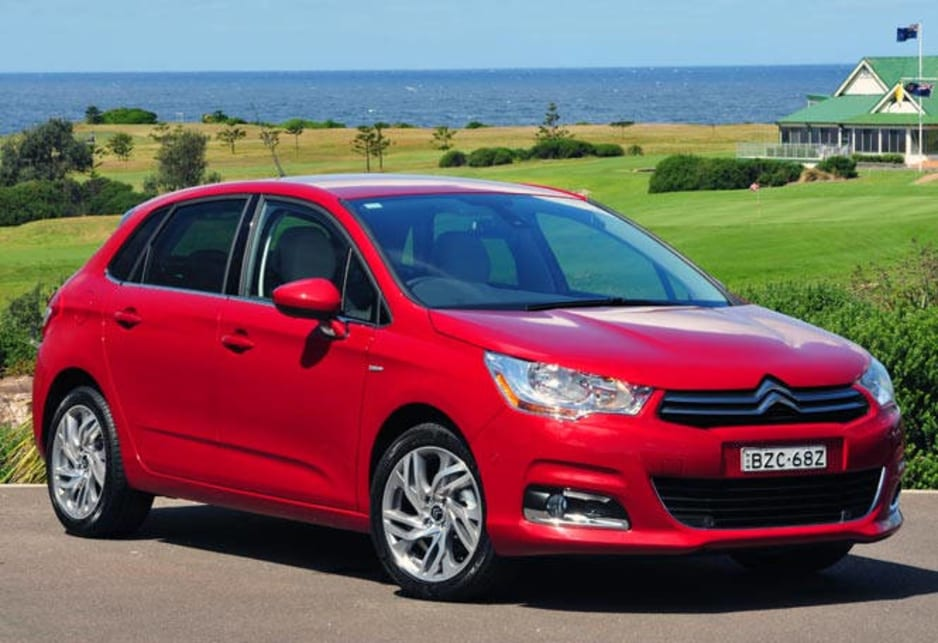 citroen c4 manual 2012 review carsguide. Black Bedroom Furniture Sets. Home Design Ideas