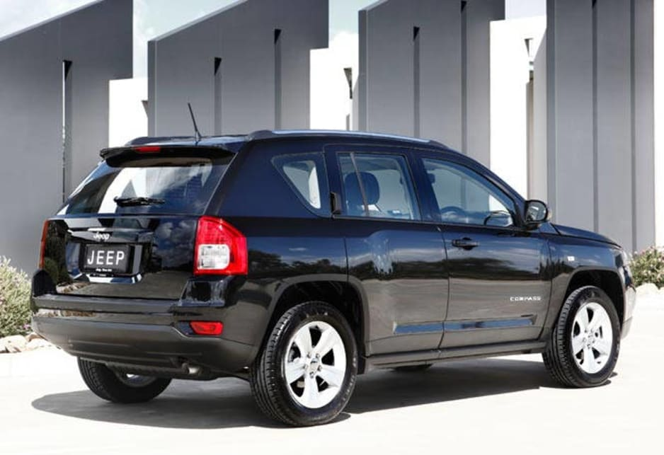 jeep compass 2012 review | carsguide