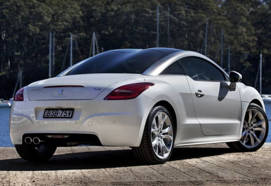 מיוחדים Peugeot RCZ 2012 review   CarsGuide QO-84