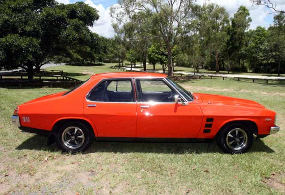 My 1974 Hj Monaro Gts Car News Carsguide