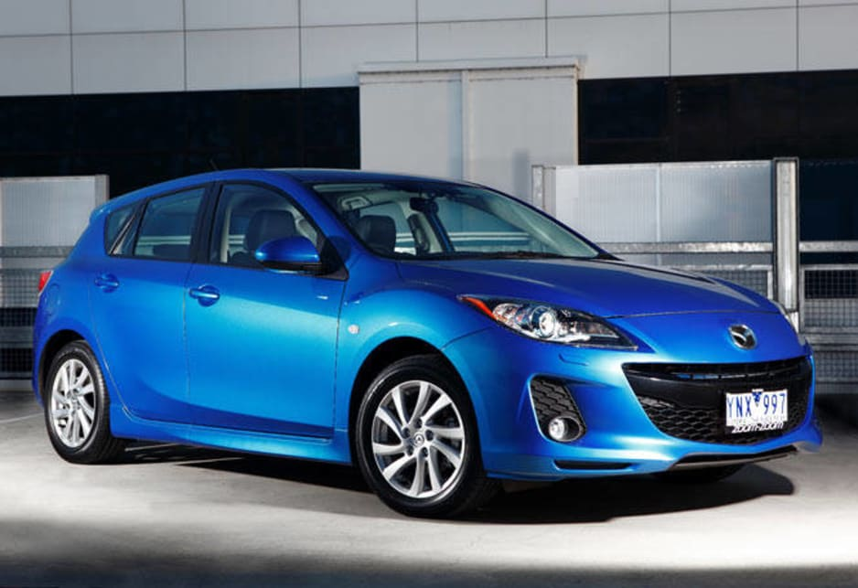 Mazda3 SP20 2012 review  CarsGuide