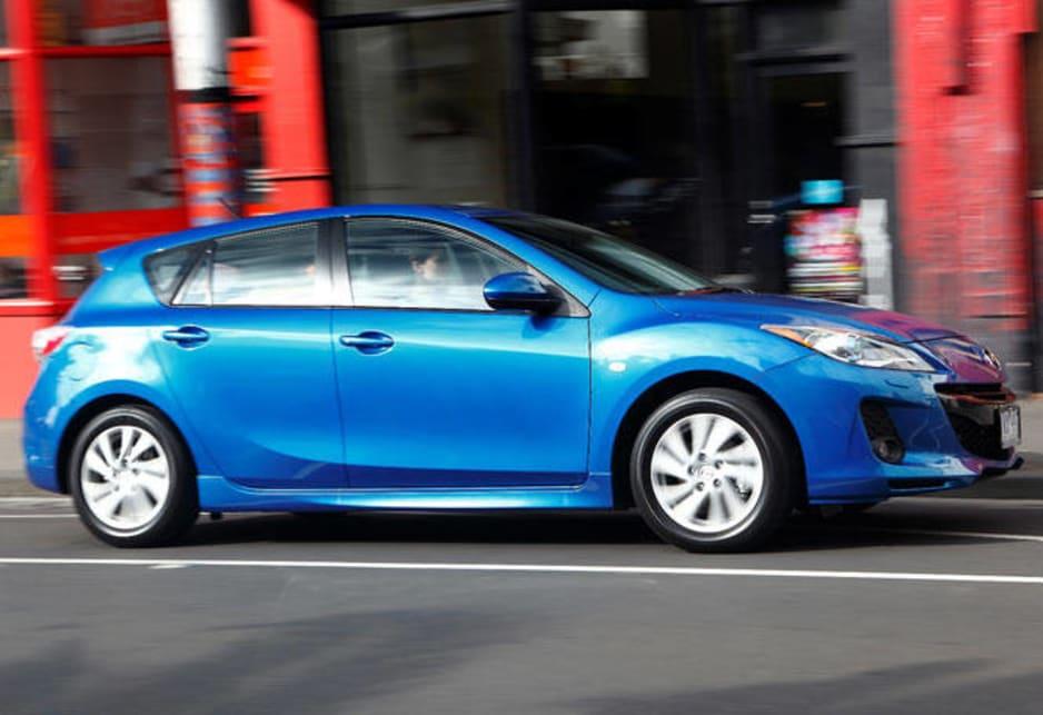 Mazda3 SP20 Skyactive
