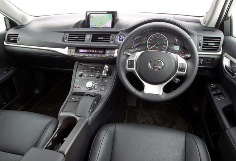 lexus ct 200h 2012 review   carsguide