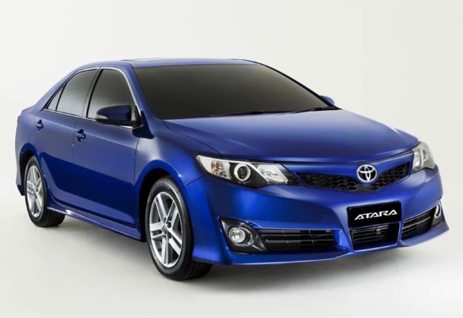 2012 Toyota Camry Atara SX Sedan