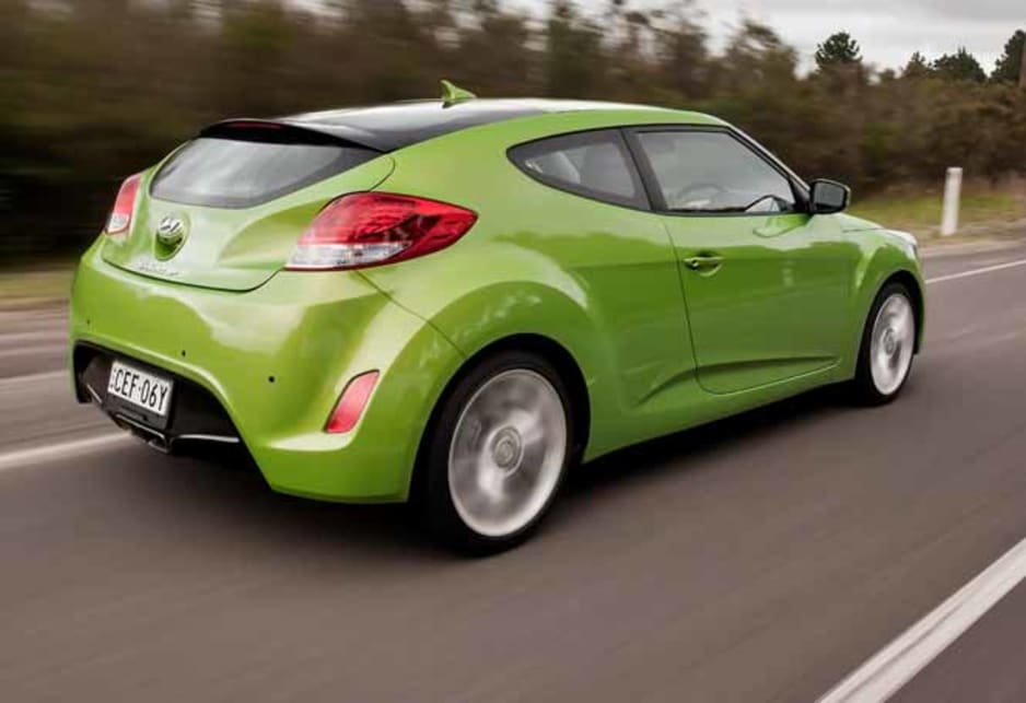 Twins Auto Sales >> 2012 Hyundai Veloster review | CarsGuide
