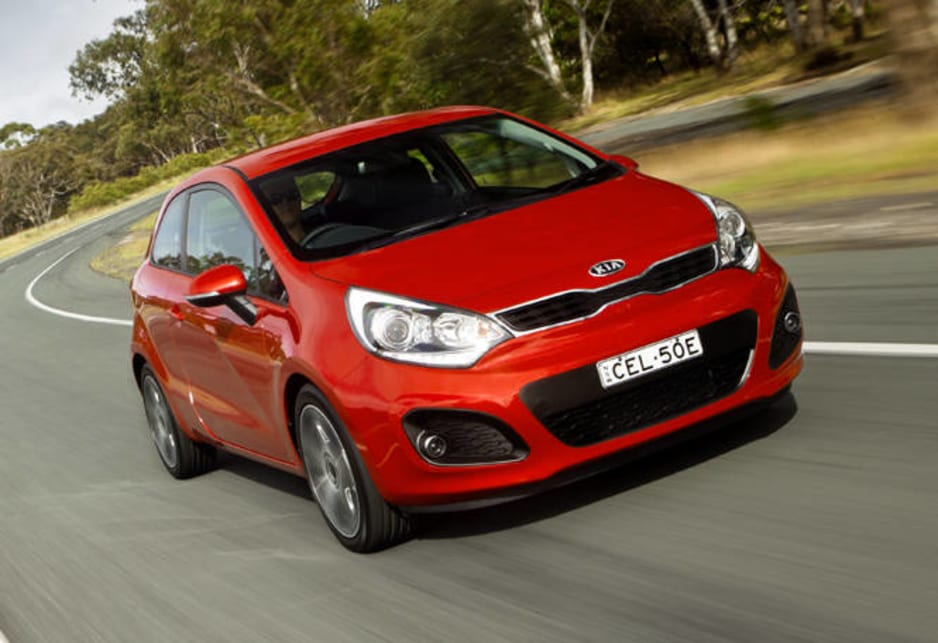 Kia Rio three-door 2012 review | CarsGuide