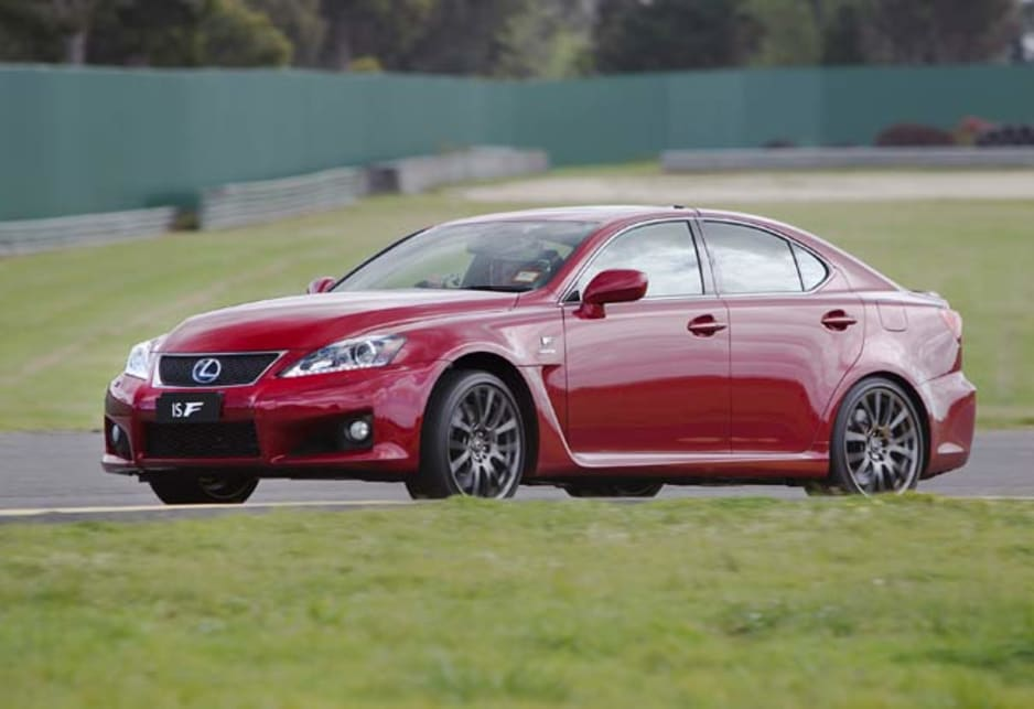 lexus is-f 2012 review | carsguide
